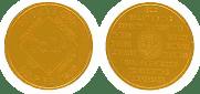 Nine Months (Gold)